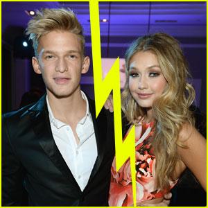 Cody Simpson & Gigi Hadid Split (Exclusive)