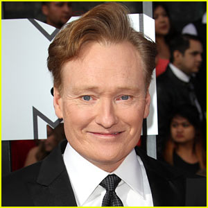 Conan O'Brien's Late Night TBS Show 'Conan' Renewed Through 2018!