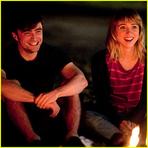 Daniel Radcliffe & Zoe Kazan are in the Friend Zone for First Official 'What If' Trailer - Watch Now!