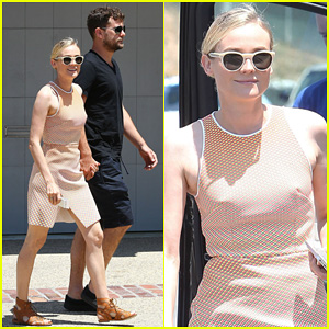 Diane Kruger & Joshua Jackson Celebrate Memorial Day at Joel Silver's Annual Party!