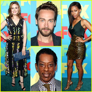 Emily Deschanel & 'Sleepy Hollow' Cast Hit Up the Fox Fanfront!