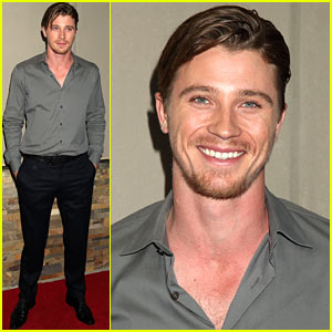 Garrett Hedlund's Smile Will Surely Cure Your Hump Day Blues!