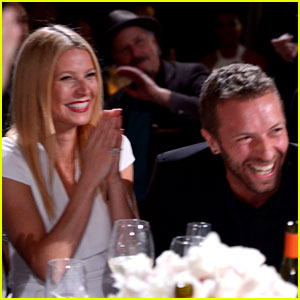 Gwyneth Paltrow & Chris Martin Reunite for Dinner in Santa Monica
