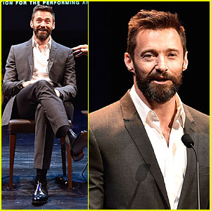 Hugh Jackman Is So Proud to Launch Jackman Furness Foundation!