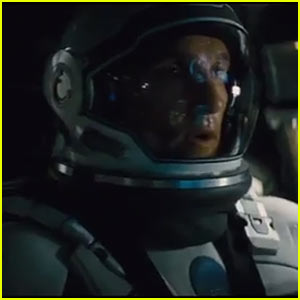 'Interstellar' Trailer Hits the Web, Features Loads of New Footage - Watch Now!