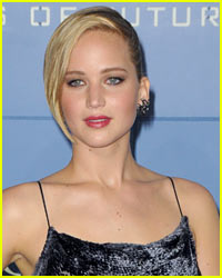 Jennifer Lawrence is Under Fire f