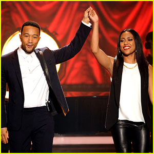 John Legend Sings 'All of Me' with Malaya Watson on 'American Idol' Finale - Watch Now!