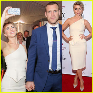Julianne Hough & Brooks Laich are Open Hearts Gala Lovebirds!
