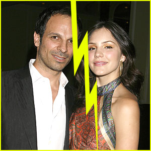Katharine McPhee Files For Divorce From Nick Cokas
