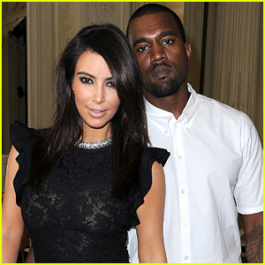 Kim Kardashian & Kanye West are Officially Married!