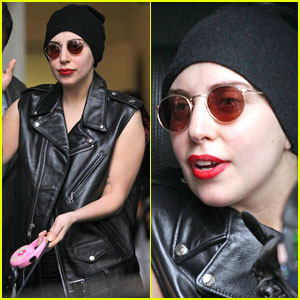 Lady Gaga Reveals She's So Proud of Her Sister's Art Show!