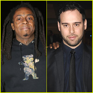 Lil Wayne Calls Out Justin Bieber's Manager Scooter Braun in New Video About Lil Twist!