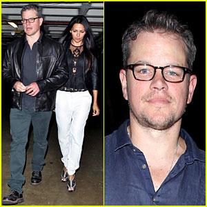 Matt Damon: 'I've Always Been Open' to Another Bourne Movie!
