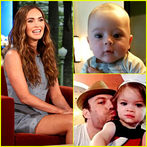Megan Fox Shares Adorable New Photos of Sons Noah & Bodhi!