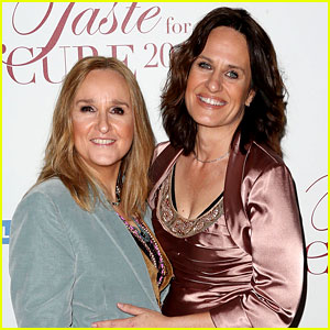 Melissa Etheridge Gets Married to Linda Wallem!