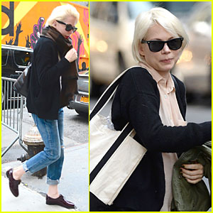 Michelle Williams Falls In Love with Louis Vuitton - Watch Now!