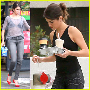 Nikki Reed: Food Delivery After Spending Night with Derek Hough
