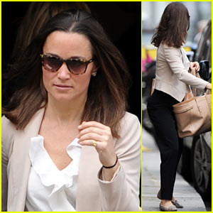 Pippa Middleton Accused of Wearing 'False Bottom' to Royal Wedding in 2011