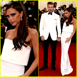 David & Victoria Beckham Are the Perfect Couple at Met Ball 2014