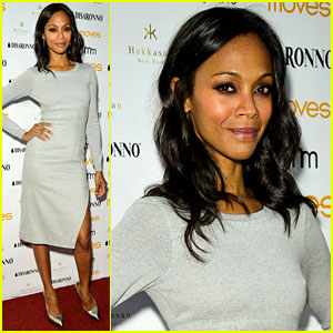 Zoe Saldana on Always Traveling: 'I've Missed 4 Years of My Life'