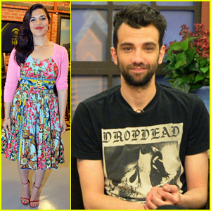 America Ferrera: Jay Baruchel Caught Me Crying During 'How to Train Your Dragon 2'