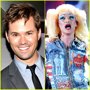 Andrew Rannells Replacing Neil Patrick Harris in Broadway's 'Hedwig & The Angry Inch'!