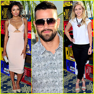 Kat Graham & Jesse Metcalfe Have Some Fun in the Sun with 'Call It' Spring/Summer Launch