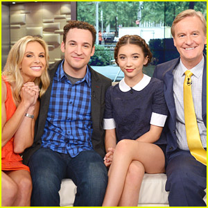 Ben Savage on 'Girl Meets World': 'It's Like Reliving A Chapter From Your Childhood'