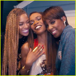 Beyonce & Kelly Rowland Reunite with Michelle Williams for 'Say Yes' Video - Watch Now!