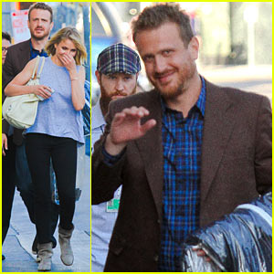 Cameron Diaz & Jason Segel Dish About 'Sex Tape' Movie!