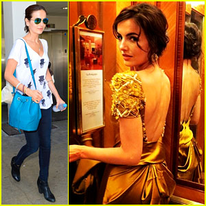 Camilla Belle news