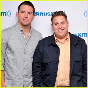 Channing Tatum Joins Jonah Hill for '22 Jump Street' Press After Abrupt 'Jupiter Ascending' Move