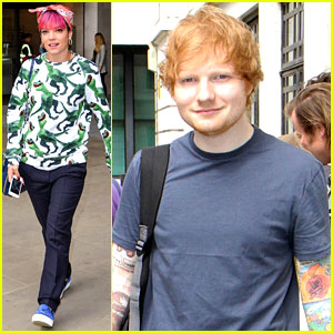 Ed Sheeran Brags About 'Sleeping With a Movie Star' on New Song