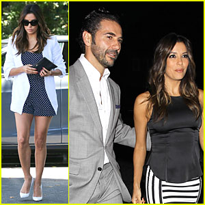 Eva Longoria is Beaming in Boyfriend Jose Baston's Presence!