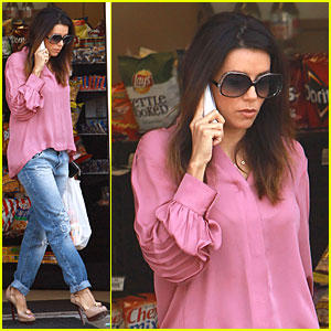 Eva Longoria's Las Vegas Steakhouse Wasn't Closed for Health Violations!