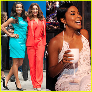 Gabrielle Union's Beautiful Self Gets Us to 'Think Like a Man Too'!