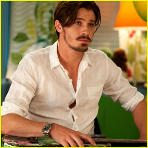 Garrett Hedlund Makes Us Swoon in New 'Lullaby' Stills! (Exclusive)