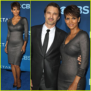 Halle Berry Gets Support From Olivier Martinez at 'Extant' Premiere!