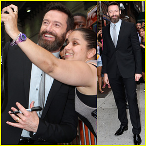 Hugh Jackman Can't Stop Bouncing for the Tony Awards 2014 - Watch Now!