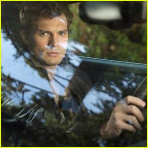 Jamie Dornan Channels a Sexy Christian Grey in First Official 'Fifty Shades of Grey' Still!
