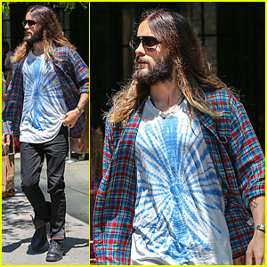 Jared Leto Shows His Business Side By Investing in Zenefits!