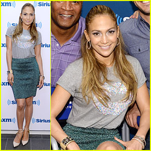 Jennifer Lopez Reunites First Loves on 'GMA' - Watch Now!