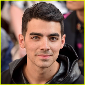 Joe Jonas Dons All Black at the John Varvatos Show in Milan!