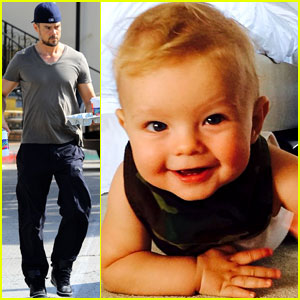 Josh Duhamel is Proud to be a Dad on Father's Day!