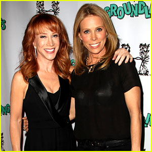 Kathy Griffin & Cheryl Hines Celebrate the Groundlings 40th Anniversary