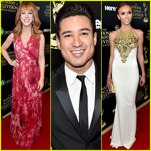 Kathy Griffin Hosts Daytime Emmy Awards 2014 - See Pics From the Night Here!