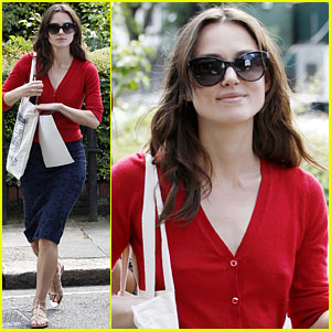 Keira Knightley Gives Herself a $50,000 Salary for Her Purchases!
