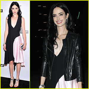 Krysten Ritter Dresses to Impress at MaxMara Party & Jack White Concert!