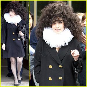 Lady Gaga Brings Us Back to the British Renaissance in NYC!