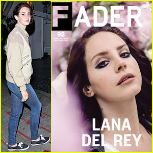 Lana Del Rey Says Feminism Isn't Interesting in 'Fader'!